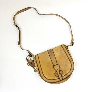 Fossil crossbody messenger bag